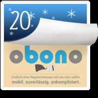 2016-12-20 Türchen Nr. 20 Obono Registrierkassen Mödling – Simon Tragatschnig
