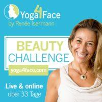 "ANMELDELINK HIER: Yoga4Face Online-Seminar ""Beauty Challenge"