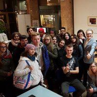 2017-01-17 Berufsschule für Handel und Reisen, 1150 Wien