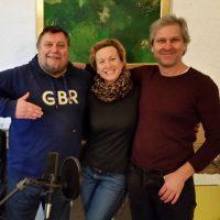 """2017-01-20 Band- & CD-Vorstellung """"Third Love"""" Studiogäste Nora Fröhlich & Martin Wohlmuth"""