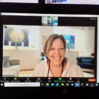2021-03-22 Herzensgespräche mit Andrea Mikisch, Thema: Innere Verbindung durch Meditation