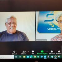 2021-08-09 Die Kunst der kreativen Kommunikation – Herzensgespräche LIVE mit Herbert Mikisch