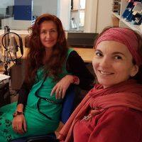2017-04-28 Viktoria Veronica Lamprecht & Ecaterina Roncov – Das GAIA Prinzip, aktuelle Qualität Wachstumshöhepunkt