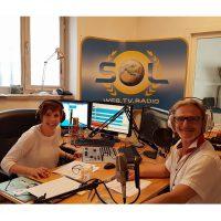 """Spezialsendung zum Thema """"Radiokultur: sozial – ökologisch – lokal"""" mit Radio SOL Gründer & Senderchef Ing. Gerhard Pellegrini zum 5. Geburtstag von Radio SOL"""