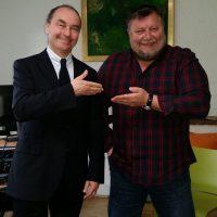 2017-04-11 Bürgermeistergespräch mit Bgm. Dr. Andreas Linhart