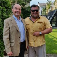 "2017-05-24 ""Bürgermeistergespräch"" mit Dr. Andreas Linhart – Bgm. Brunn am Gebirge"