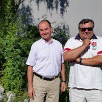 2018-07-03 Studiogast – Dr Andreas Linhart Bgm von Brunn am Gebirge