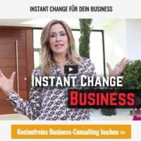 2021-03-04 – Brigitte Illseja Steiner und Nicoletta Weinstock – Instant Change – Umsatzsteigerung und gutes Arbeitsklima trotz Krise für Unternehmer
