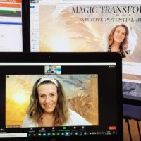 2021-04-01 Brigitte Ilseja Steiner – Magic Transformation