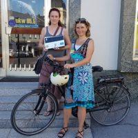2017-08-31 Triestingtal AKTIV: Anette Schawerda, LEADER Region Triestingtal – RADLrekordTAG