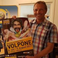 """2017-05-29 Andreas Berger, Sommertheater Mödling – aktuelle Inszenierung """"Volpone"""""""