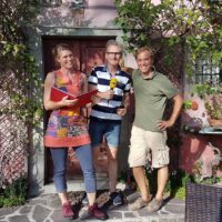 "Radio SOL unterwegs: Live aus dem Landhaus ""La Gioiella"", Toskana"
