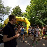 2017-06-05 Radio SOL Unterwegs beim St. Laurent-Lauf 2017 Tattendorf