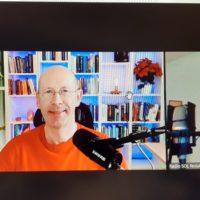 2021-05-10 Studiogast Andreas Bernknecht, DM Harmonics, Thema Der Willenskraft-Booster für dein Leben