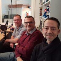 2018-02-07 Traiskirchen AKTIV mit Thomas Zinnbauer und Thomas Eismayer und Erich Schlager, Faschingsgilde Traiskirchen