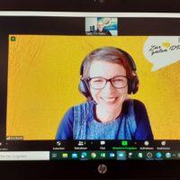 2021-03-25 Eva Bauer – Wie Sie Ihr Schreibglück finden und Ihre Onlinetexte professioneller schreiben