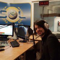 2017-12-14 Ben Arslan, Singer, Songwriter