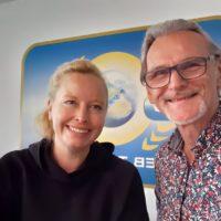 2021-04-29 Studiogast Michaela Russmann, Thema Gesund leben – genussvoll essen (www.rohgenuss.at)