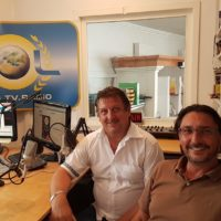 2018-07-05 Herbert Sax und Andreas Klenner CLUB GO IN in Felixdorf