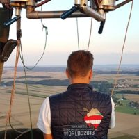 2018-08-18 Heißluftballon WM – Radio SOL unterwegs in luftiger Höhe ; – )