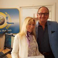 2018-08-31  Studiogäste Herbert Stadler und Barbara Reiter – Thema: Energiequelle der Menschen, Schwingungsplatte + Gesundheits-Erlebnis-Event in Biedermannsdorf