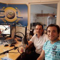 2018-09-10 Radio SOL AKTIV mit Gerhard Pellegrini – Studiogäste- Peter Aldrian – Andrei Miu Thema SchillingCoin