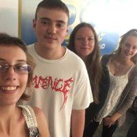 2020-07-22 Gedankenreisen mit Angelika, Simon, Celine und Sarah