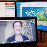 2020-05-15 Catharina Roland, Filmregisseurin, Thema: Awake! Wie wir über Verschwörungstheorien hinweg aus der Krise kommen!