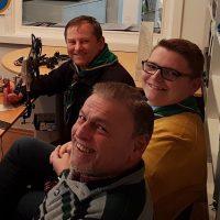 2016-11-18 Vöslau AKTIV: Heinrich Wahl, Sandro Sereinig, Hannes Rieger – Advent