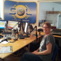 2017-06-23 Vöslau AKTIV: Eva Dietl – Radler Treff/Cafe Post, Thema: Schlossparklounge